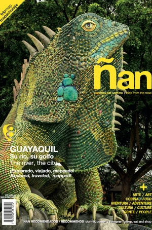 Ñan Magazine 08: Guayaquil the river, the city