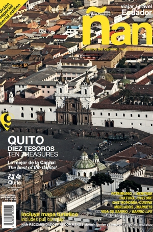 Ñan Magazine 09: Quito Ten Treasures