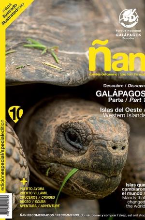 Ñan Magazine 10: Galapagos – Part 1: Western Islands
