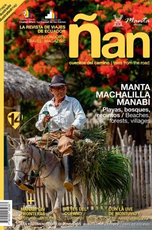 Ñan Magazine 14: Manta Machalilla Manabi