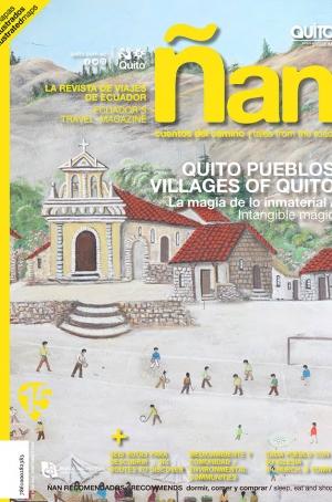 Ñan Magazine 15: Quito Pueblos