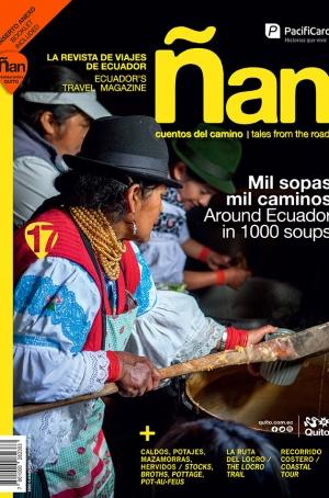 Ñan Magazine 17: Mil sopas mil caminos