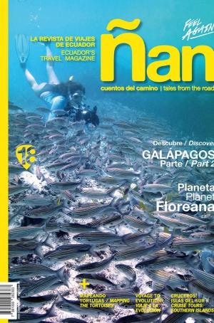 Ñan Magazine 18: Galapagos – Parte 2: Planeta Floreana