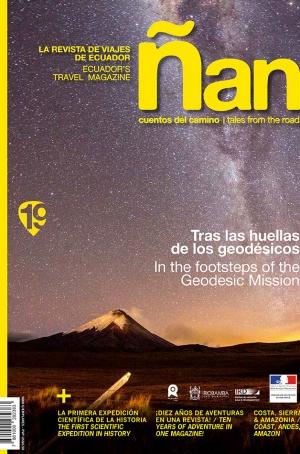 Ñan Magazine 19: Tras las huellas de los geodesicos