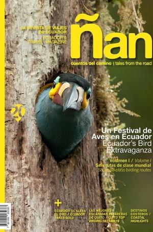 Ñan Magazine 20: Un festival de aves en Ecuador
