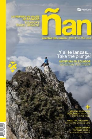Ñan Magazine 23: Y si te lanzas…