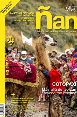 Ñan Magazine 25: Cotopaxi – Mas alla de volcan