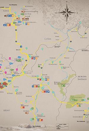 Mapa Ñan Magazine 04: Descubriendo el Ecuador de nuevo