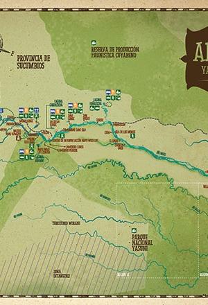 Mapa Ñan Magazine 12: Yasuni & Rio Napo – Las Puertas del Eden