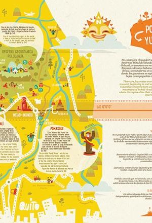 Mapa Ñan Magazine 15: Quito Pueblos