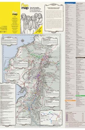Mapa Ñan Magazine 19: Tras las huellas de los geodesicos