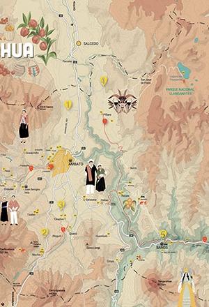 Mapa Ñan Magazine 30: Tungurahua – Un mundo en si mismo