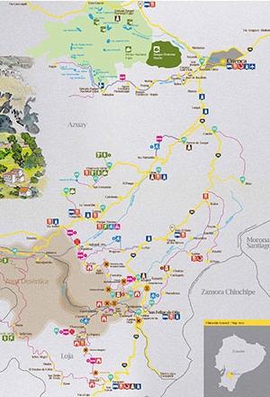 Mapa Ñan Magazine 07: Cuenca y el sur de Azuay