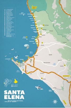 Mapa Ñan Magazine 40: Santa Elena – En estado normal