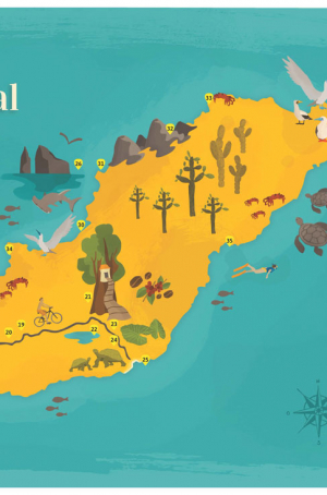 Mapa Ñan Magazine 32: Galapagos Parte 3
