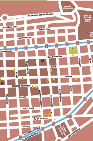 Map Ñan Magazine 33: Loja