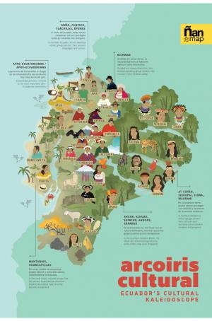 Map Ñan Magazine 39: Ecuador's Cultural Kaleidoscope