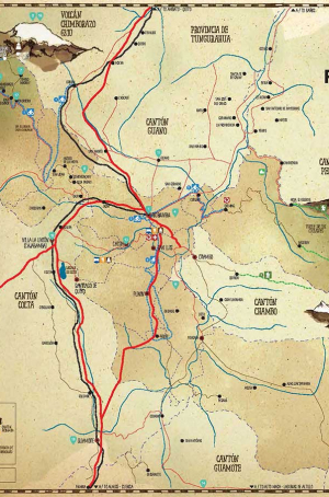 Mapa Ñan Magazine 16: Riobamba Chimborazo – Corazon de la Patria