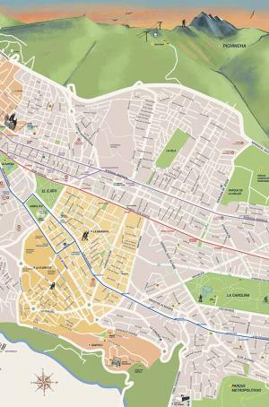 Mapa Ñan Magazine 29: Quito – a vuelapluma